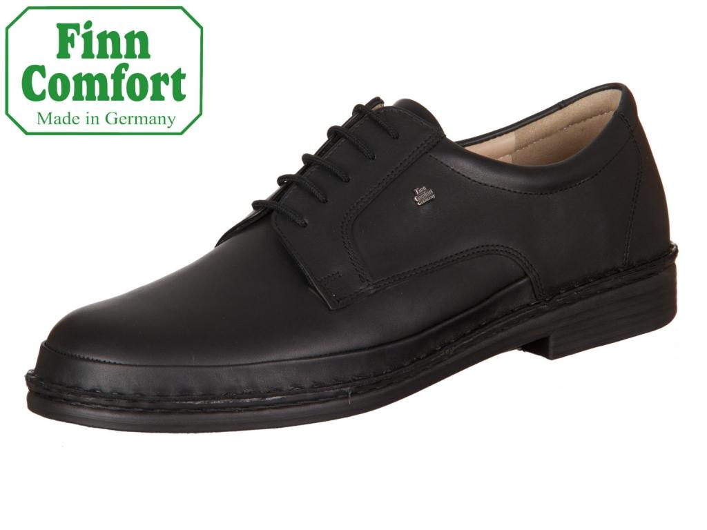 Finn Comfort Kent 01204-062099 schwarz Trento