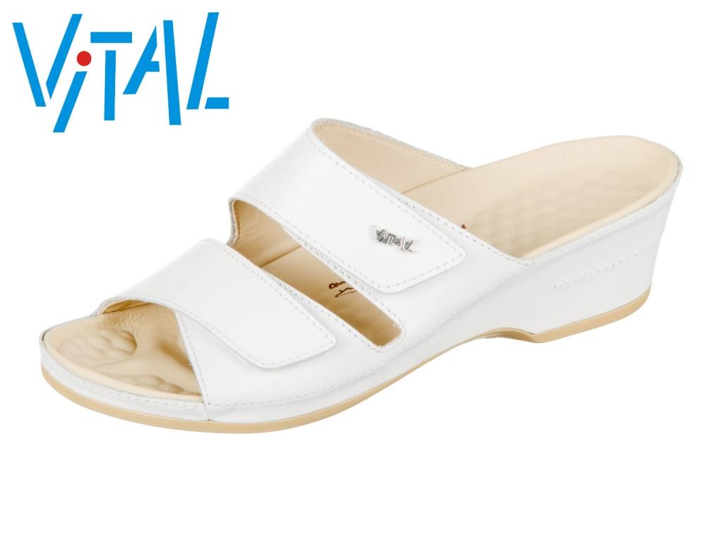 Vital Eva 0448-26-10 weiß Nappa