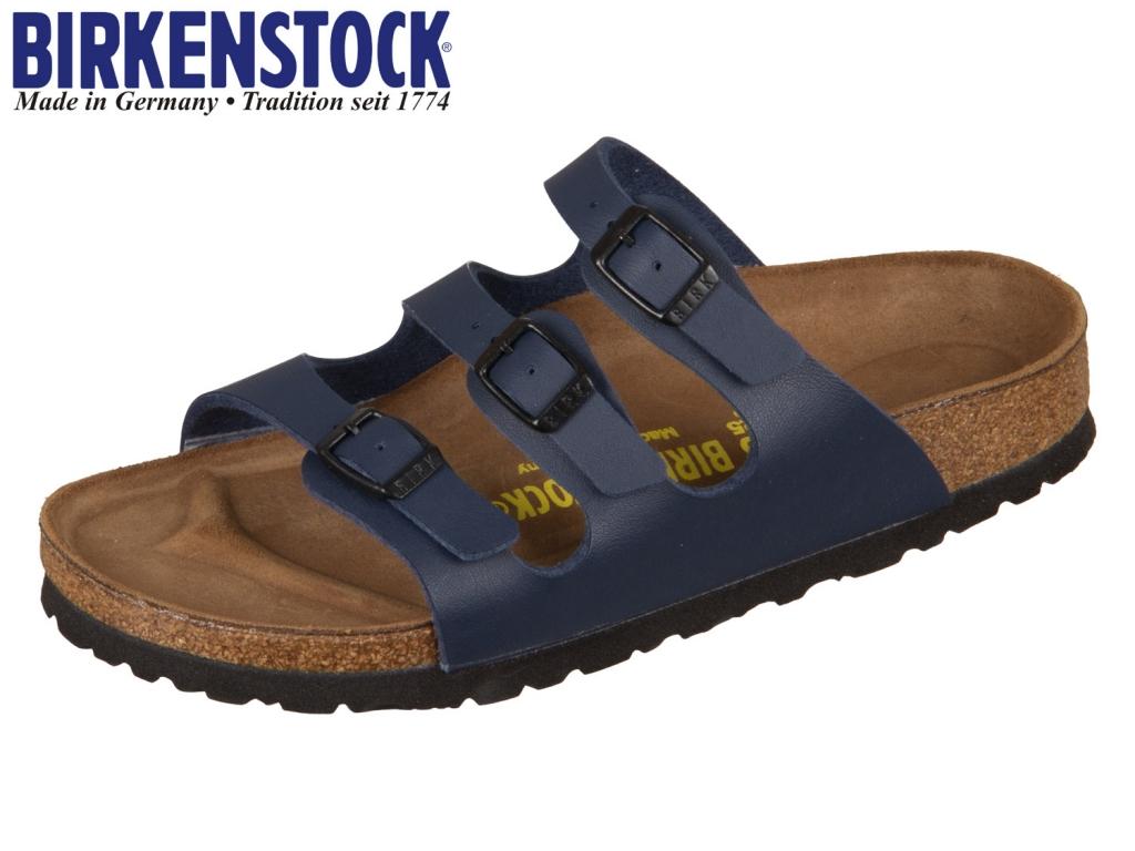 Birkenstock Florida 054753 blau Birko-Flor