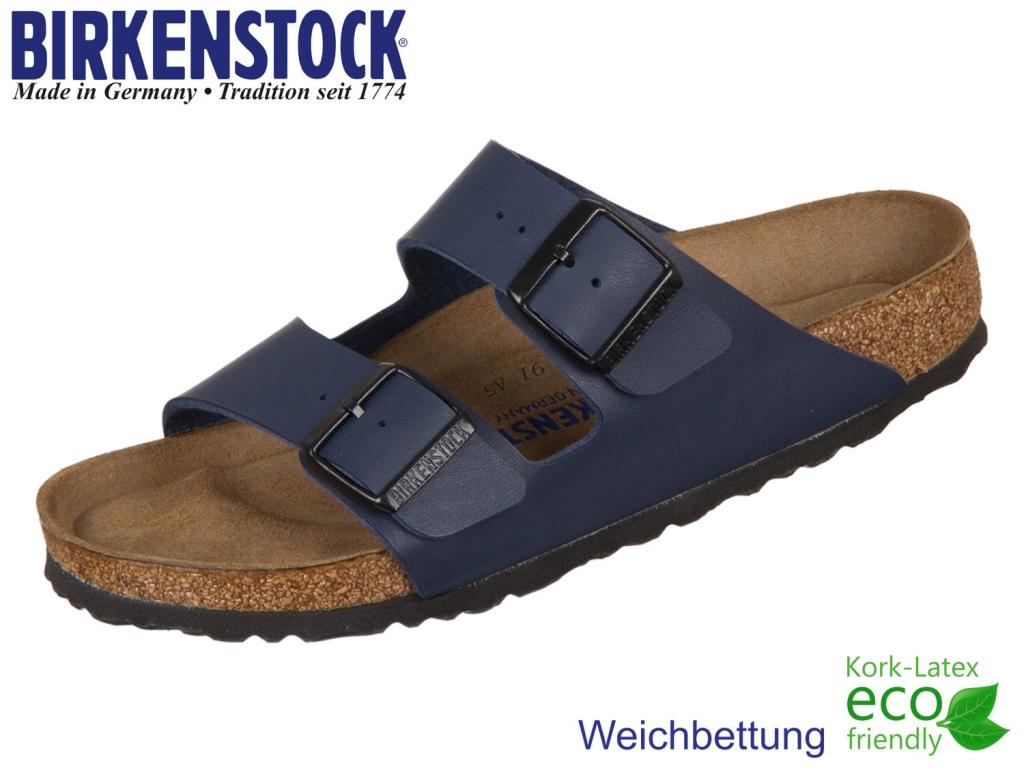 Birkenstock Arizona 051061 blau Birko-Flor