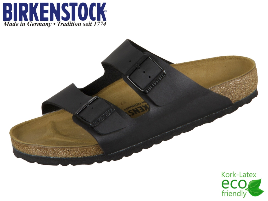 Birkenstock Arizona 051791 schwarz Birko-Flor