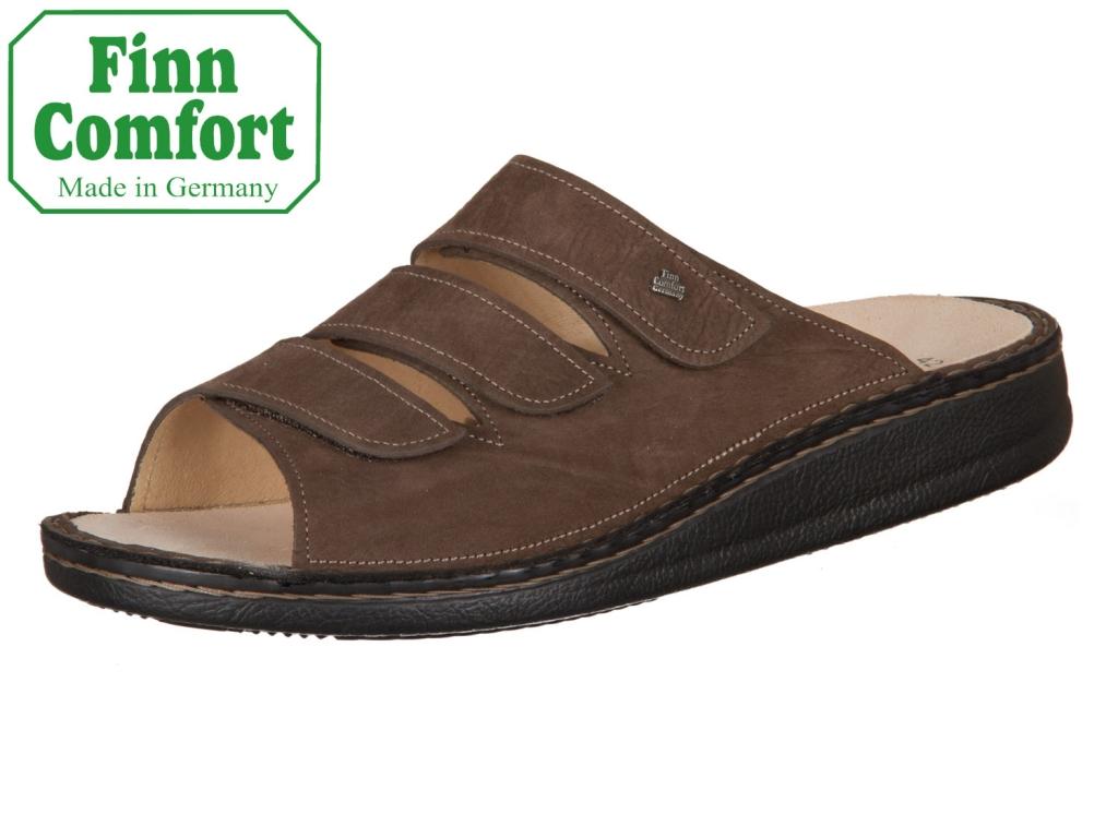 Finn Comfort Korfu 01508-039014 tabak Nubuk Carat