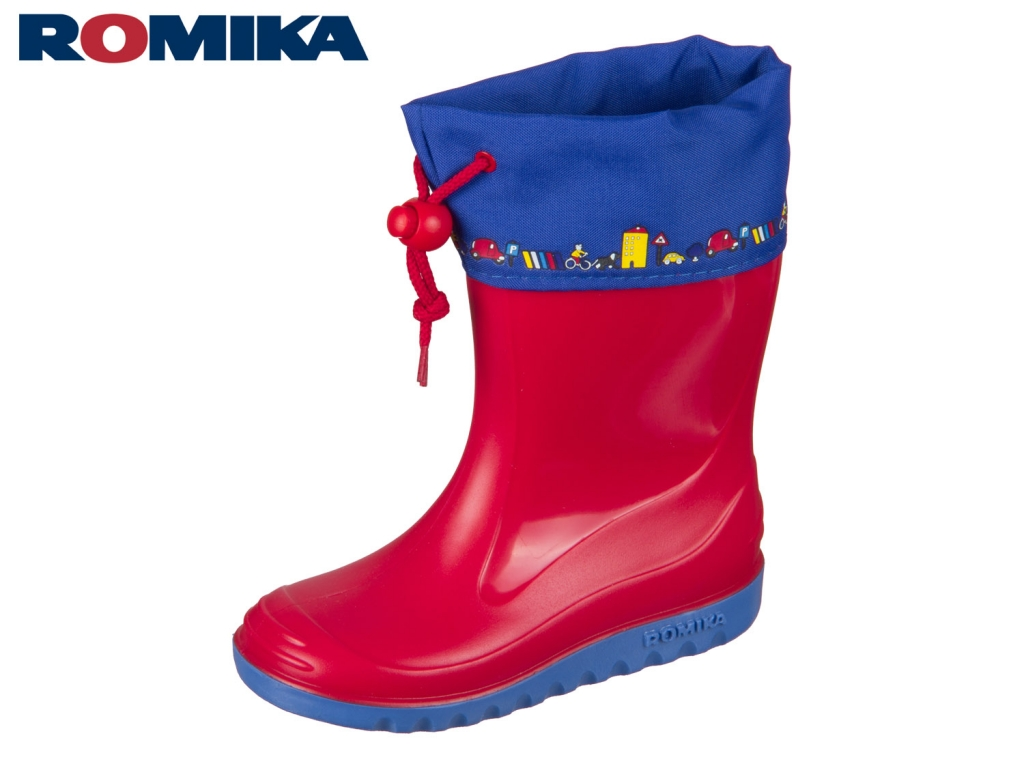 Romika Jerry 01002-413 rot-blau