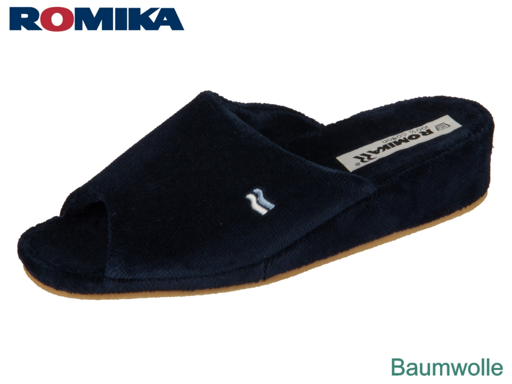 Romika Paris 63055-58-503 marine
