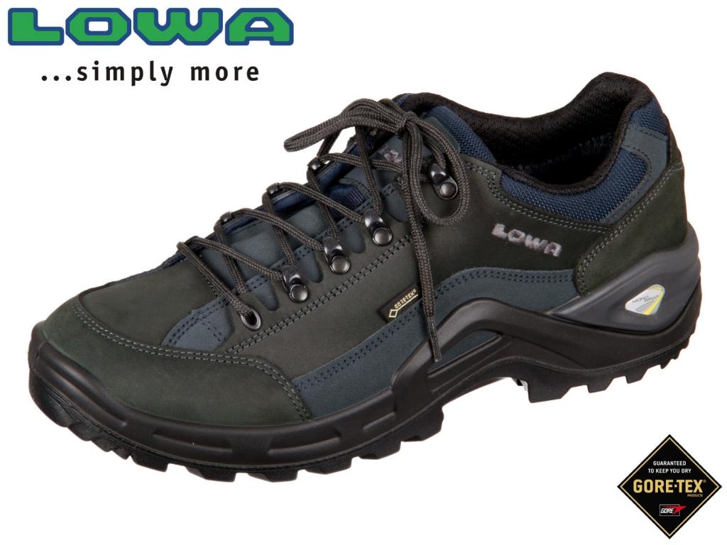 Lowa Renegade 310953-9449 dunkelgrau-navy GTX