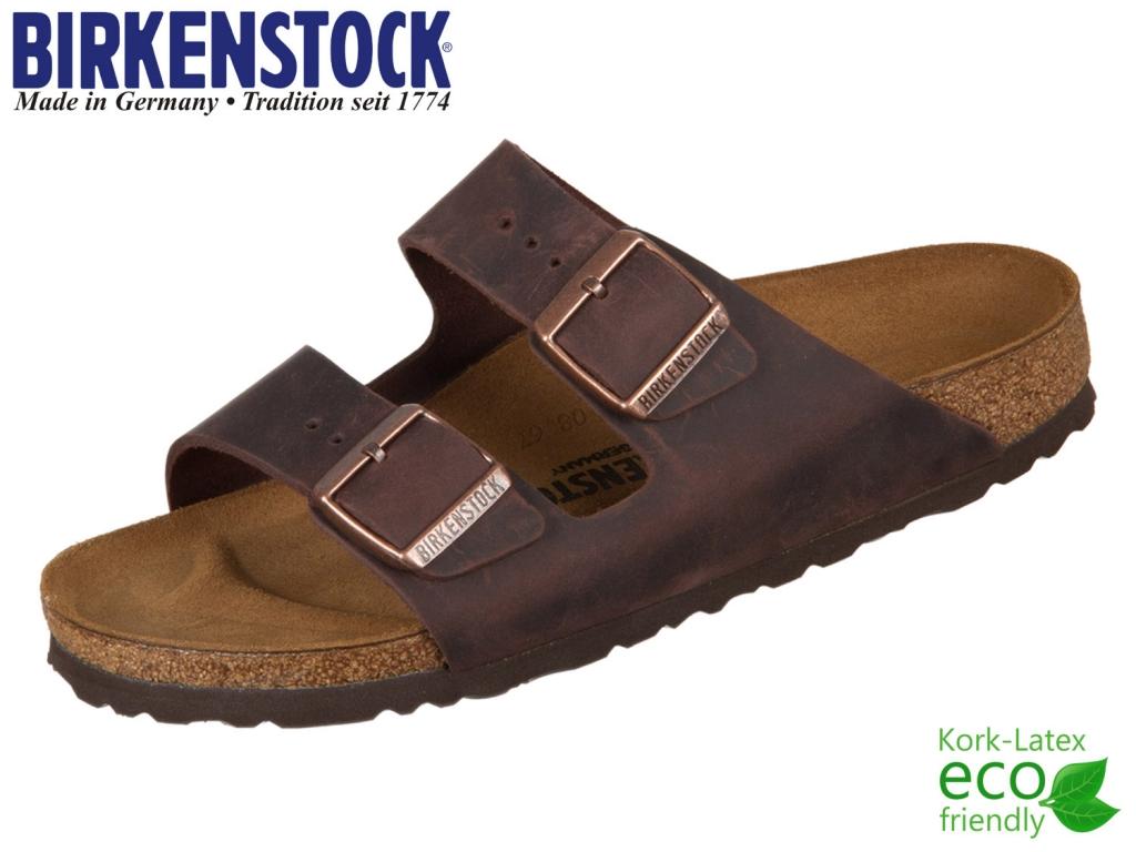 Birkenstock Arizona 052533 habana Naturleder