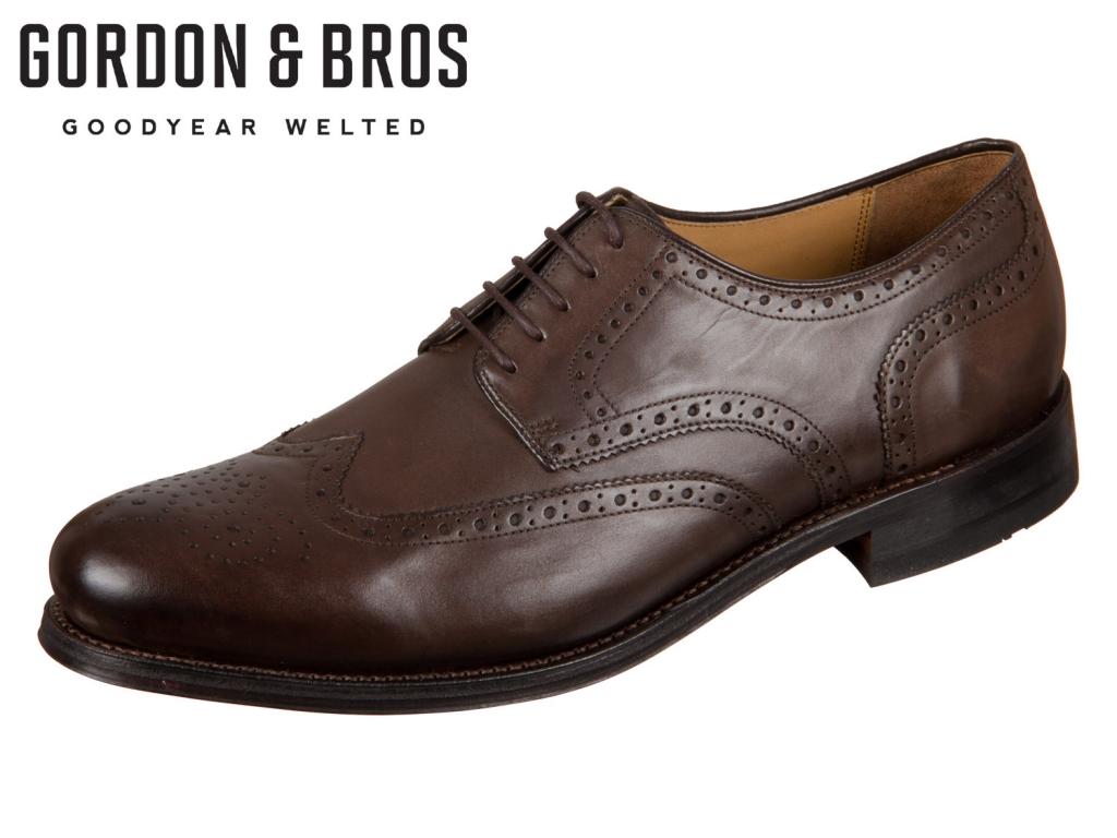 Gordon & Bros. Levet 2318 db dk.brown