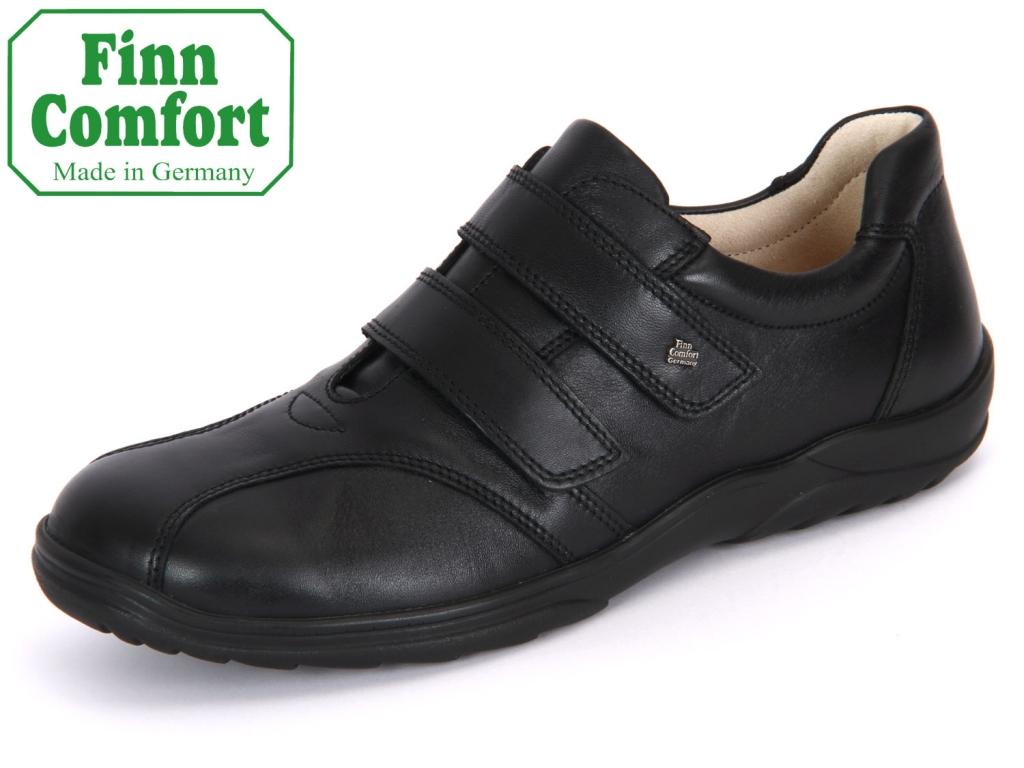 Finn Comfort Cardiff 01284-014099 schwarz Nappaseda