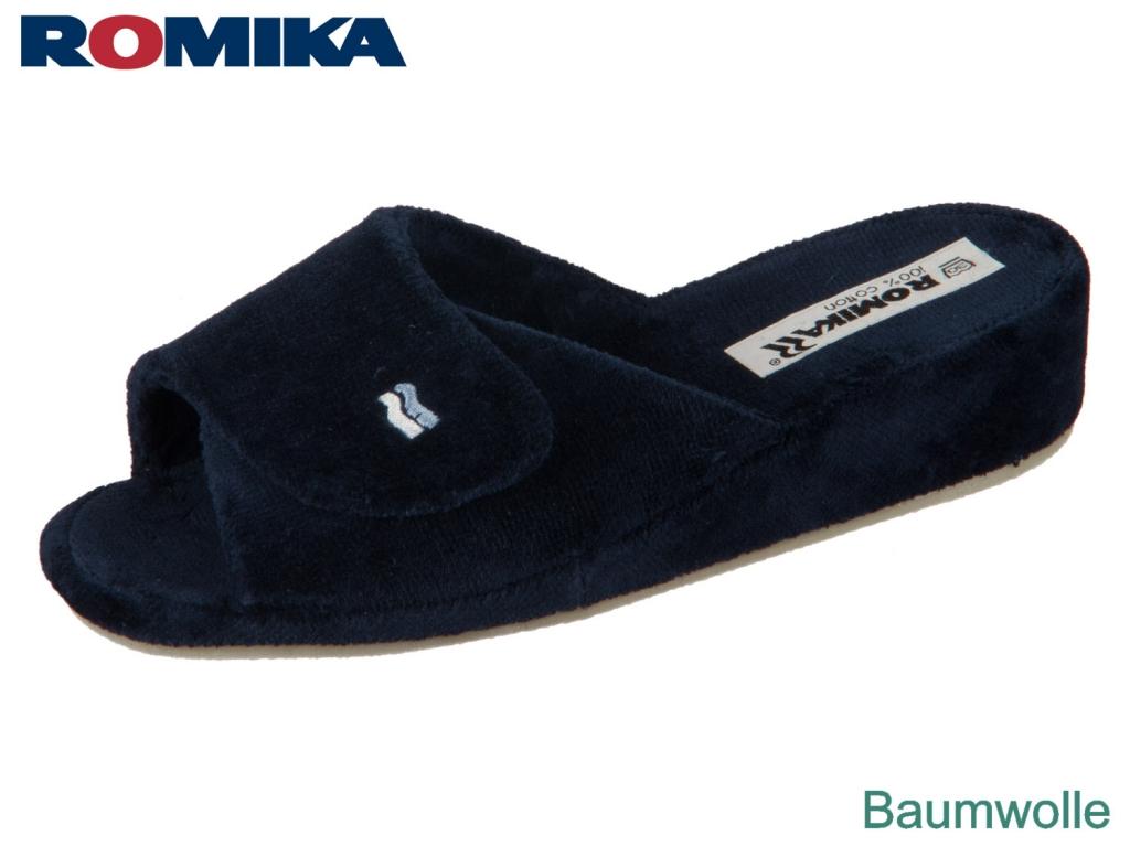 Romika Comino 63025-58-503 marine-navy