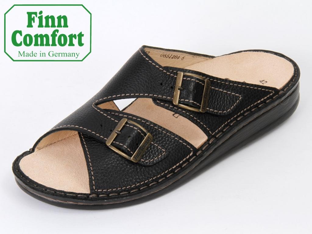 Finn Comfort Poros 01521-055099 schwarz Bison
