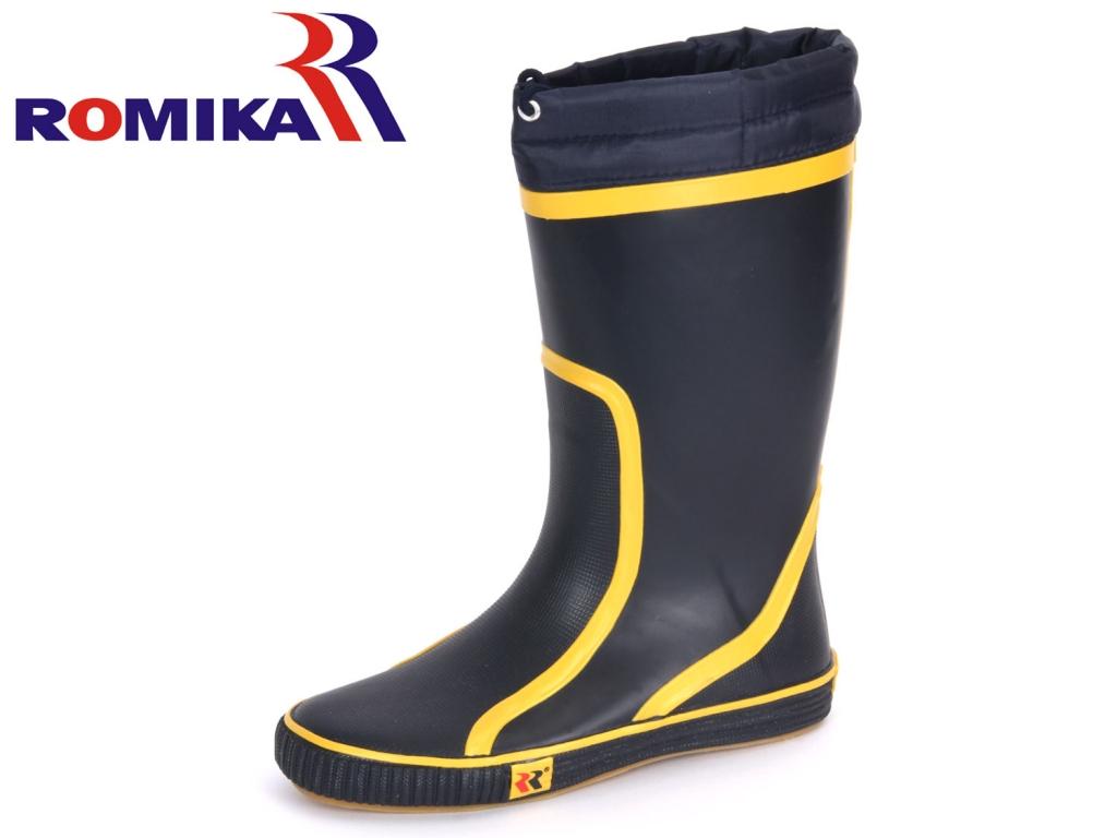 Romika Jeanie Boot N 101 34011-581 marine gelb