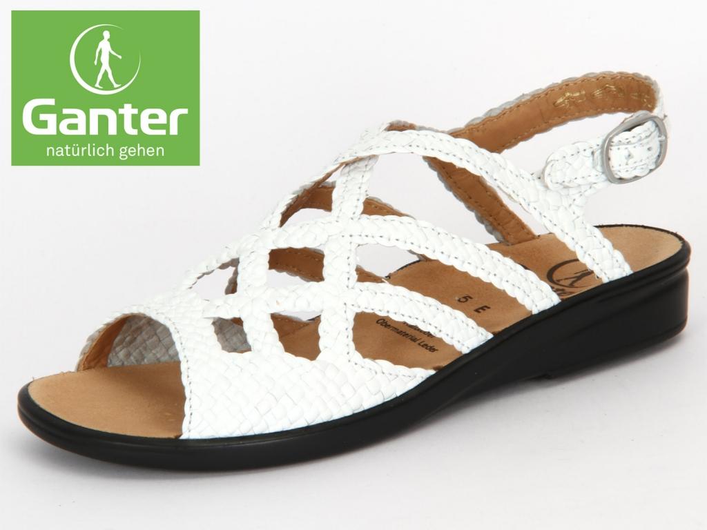 Ganter Sonnica 3-202895-02000 weiss Flecht