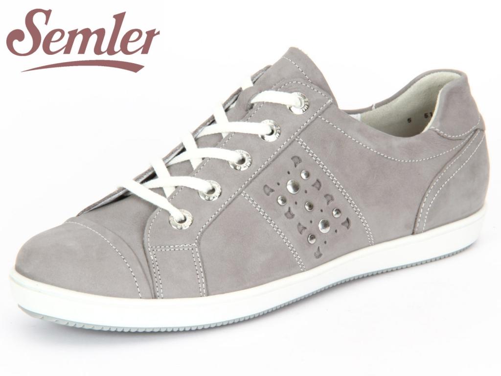 Semler Claire C8016-040-017 grigio Nubukina