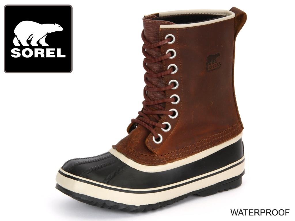 Sorel 1964 Premium LTR NL1718-206 cappucino Oxford tan