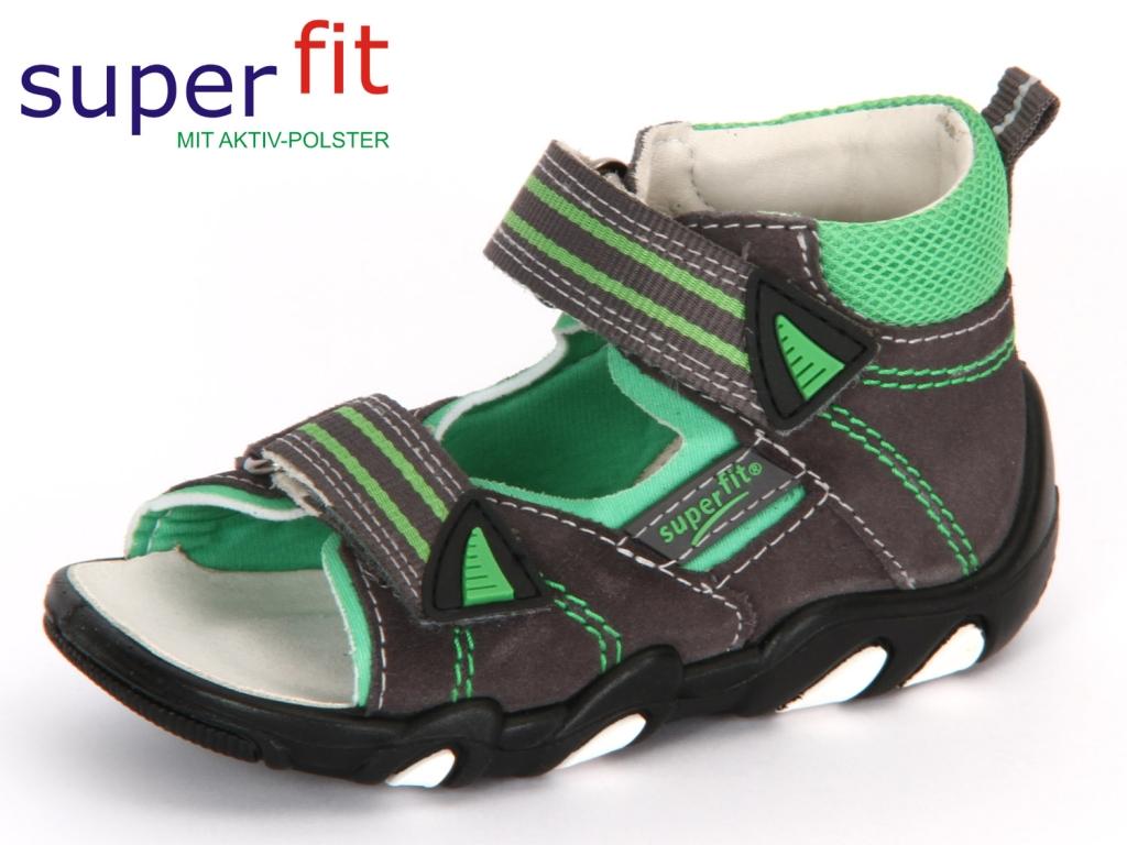 SuperFit 0-00033-06 stone kombi Velour Textil