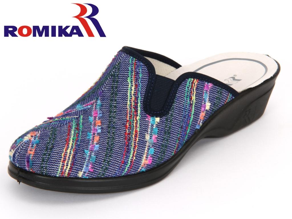 Romika Remo 282 62182-70-527 blau bunt
