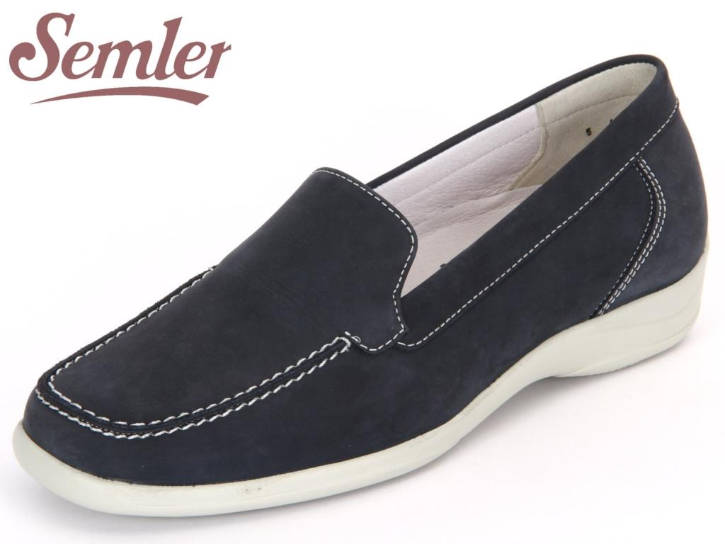 Semler Olivia O1055040071 jeans Nubukina
