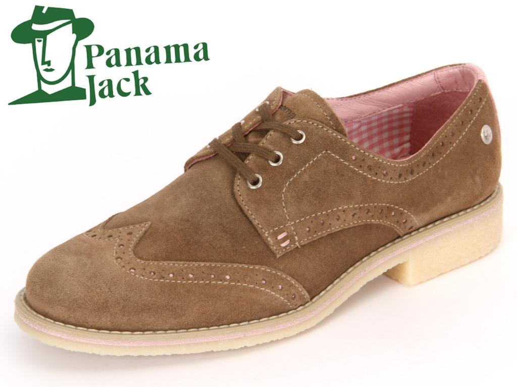 Panama Jack Gabrielle B4 152125B004 taupe Velour