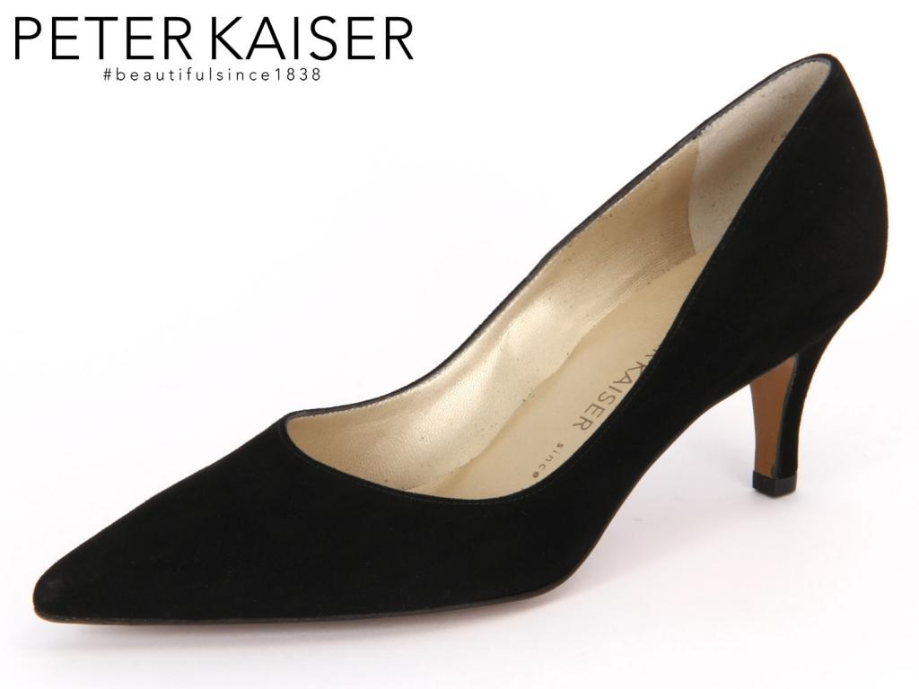 Peter Kaiser Soffi 61701-240 schwarz Suede