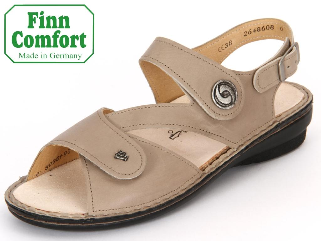 Finn Comfort Lombok 02803-382081 taupe Equipe