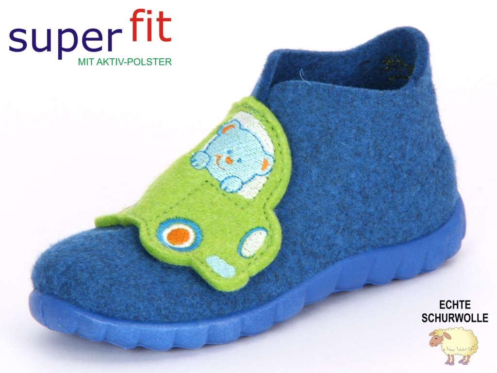 SuperFit 1-00295-88 water kombi Wollfilz
