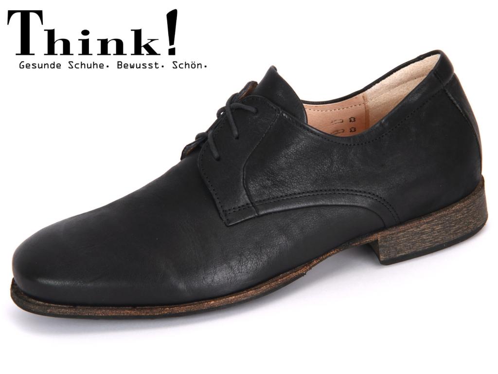 Think! 81680-00 schwarz Rustic Calf