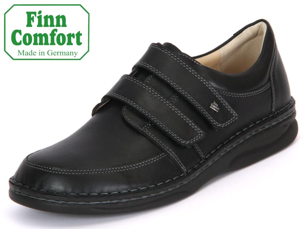 Finn Comfort Wicklow 01112-060099 schwarz Montana