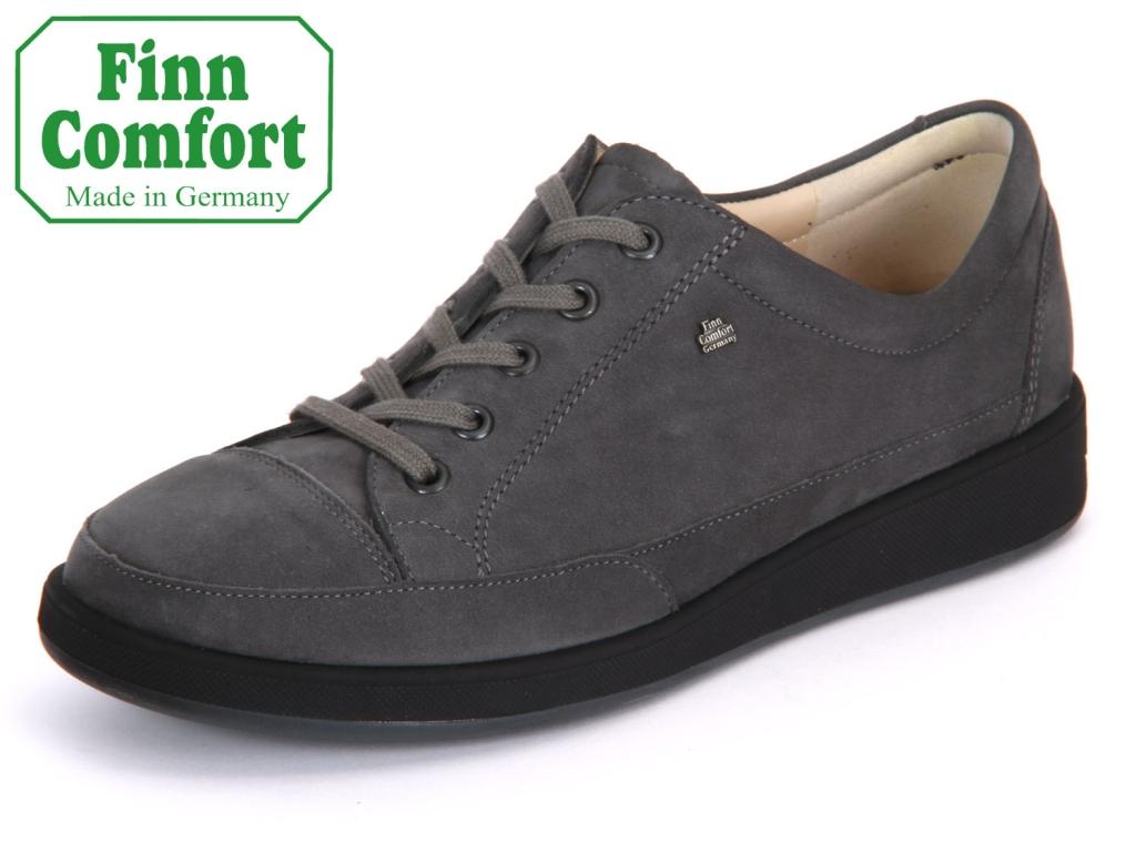 Finn Comfort Harlem 02470-373018 asphalt Patagonia