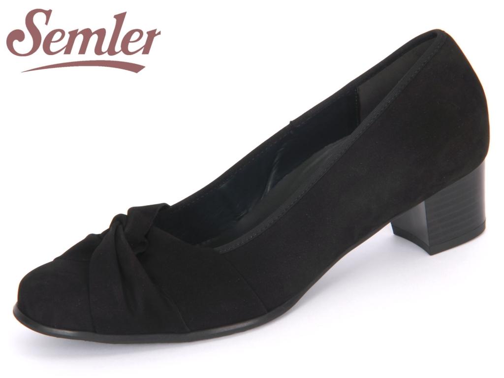 Semler Grace G1210-040-001 schwarz Nubukina