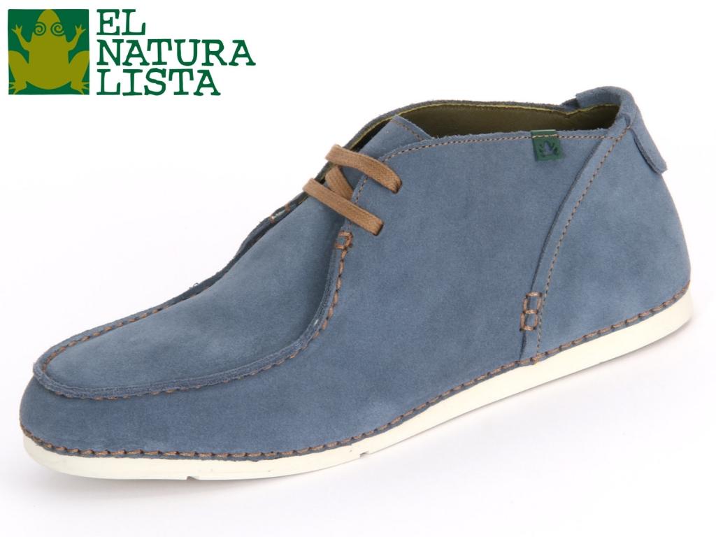 El Naturalista Cocoi N702 vaquero Lux Suede