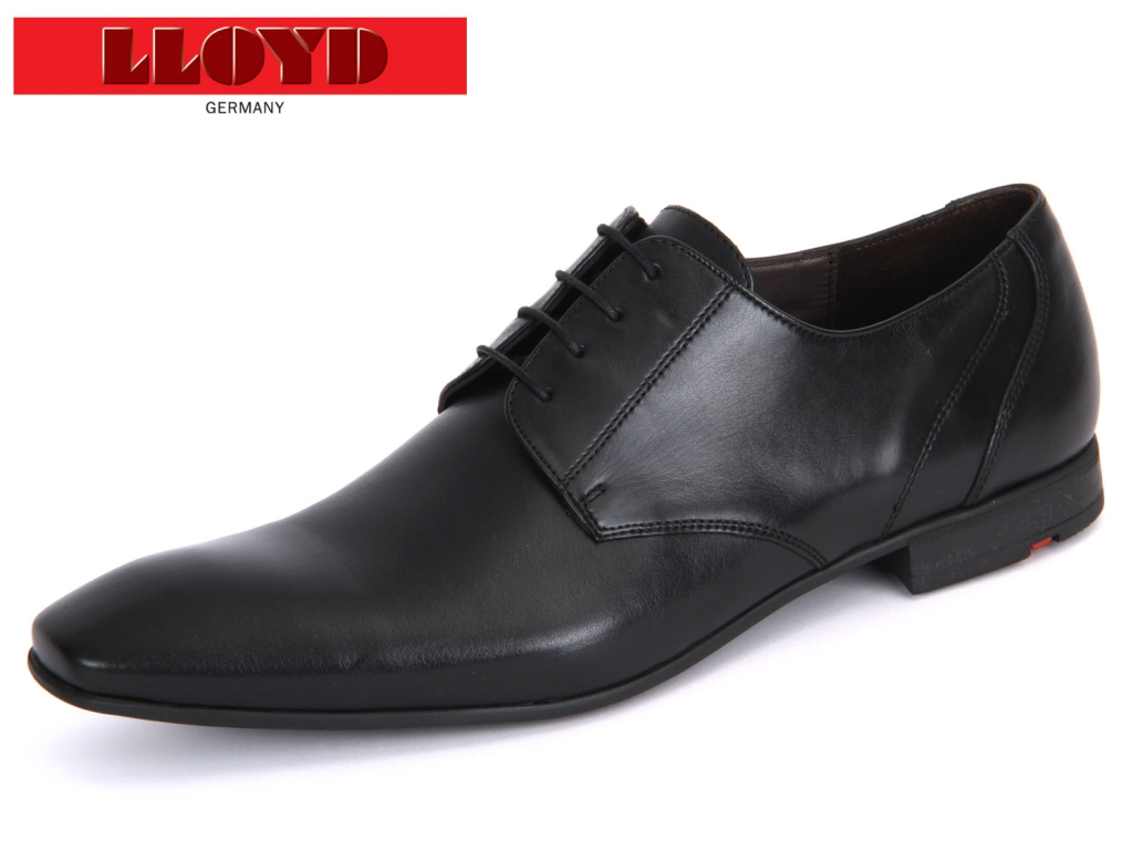 Lloyd Powell 12-207-00 schwarz Glove Calf