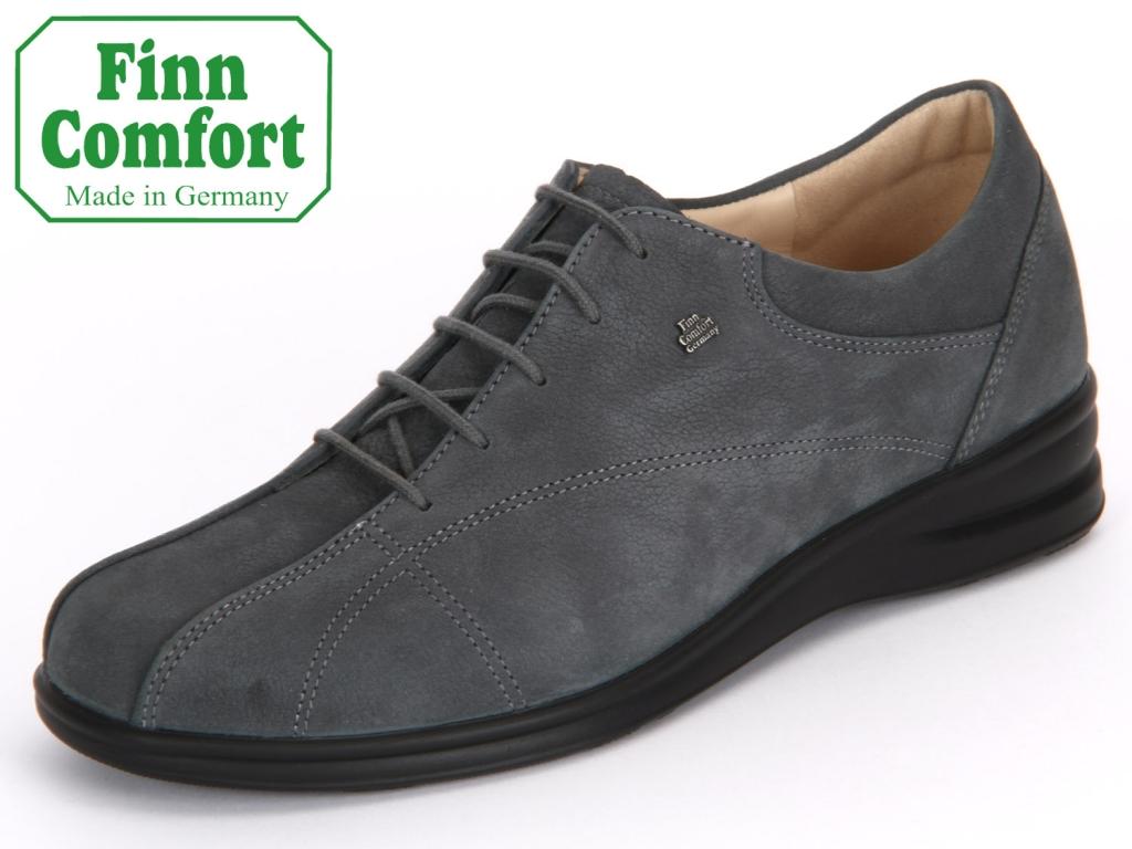 Finn Comfort Ariano 03400-419018 asphalt Bearreno