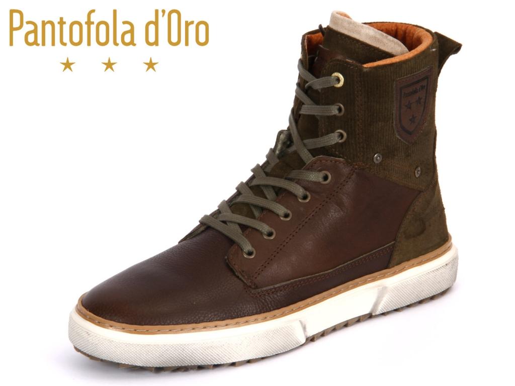 Pantofola d Oro Benevento Dandy High 06040940 ICU men beech