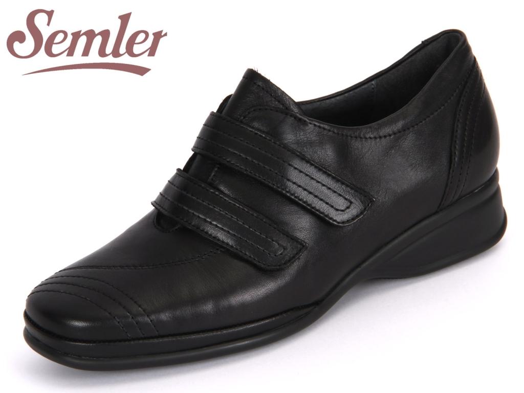 Semler Ria R1535012001 schwarz Soft-Nappa