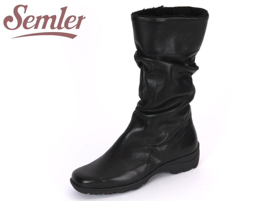 Semler Daniela D12366013001 schwarz Soft-Anilin