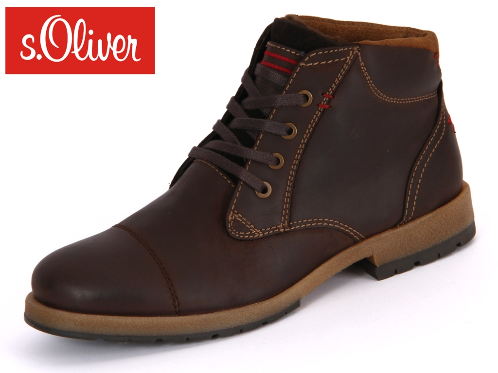 S.Oliver 5-16225-23-304 mocca Leather