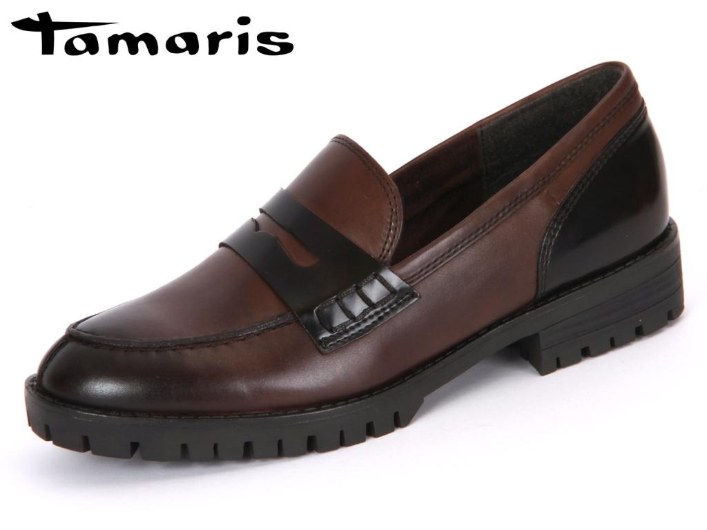 Tamaris 1-24309-33-304 mocca Leather