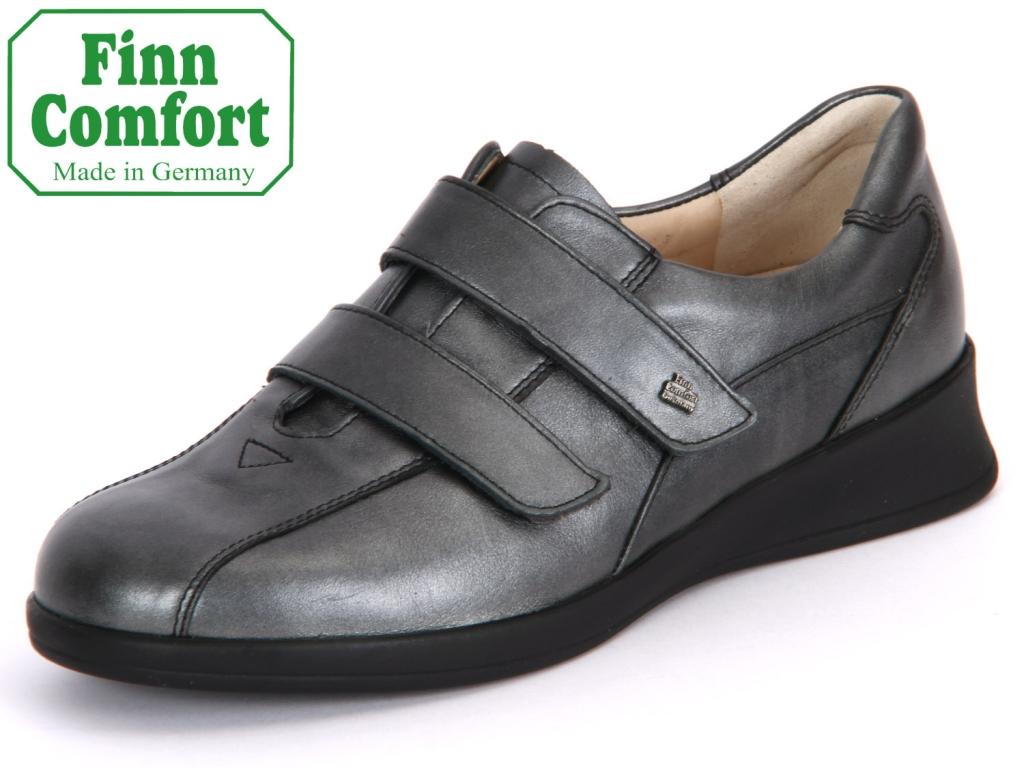 Finn Comfort Nairobi 03558-275168 anthrazit Luxory