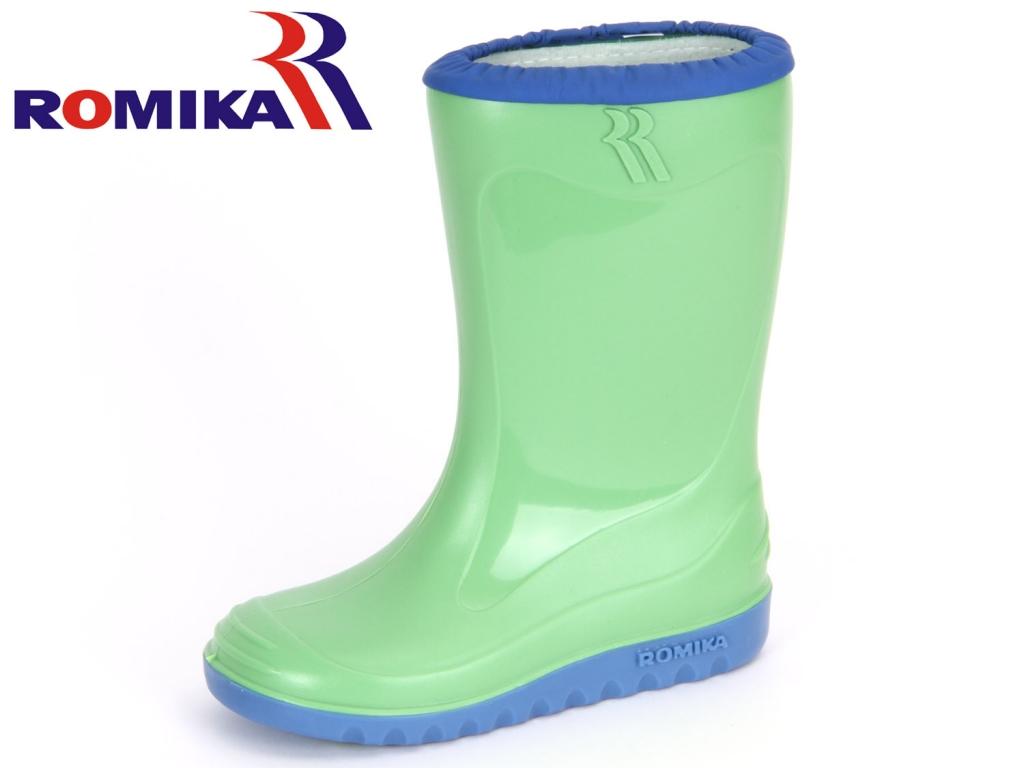 Romika Kadett 02002 646 lime blau