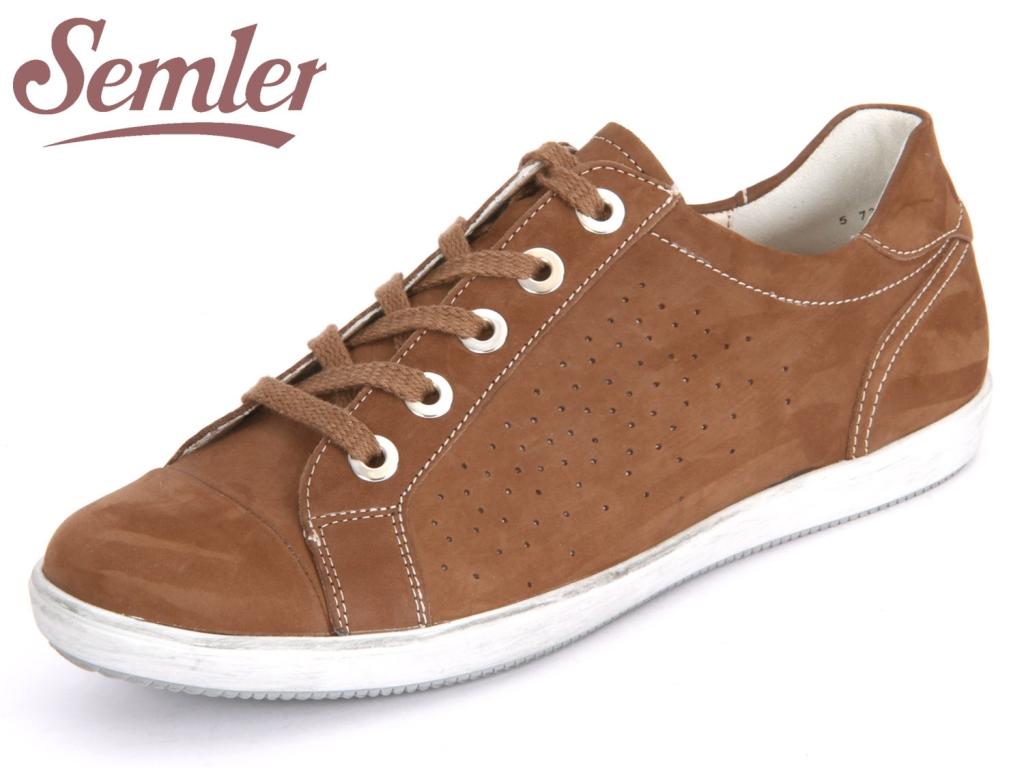 Semler Cris C7126040033 caramel Nubukina