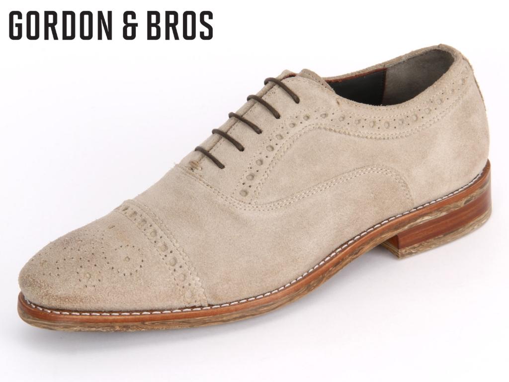 Gordon & Bros. 200-011 sand Suede