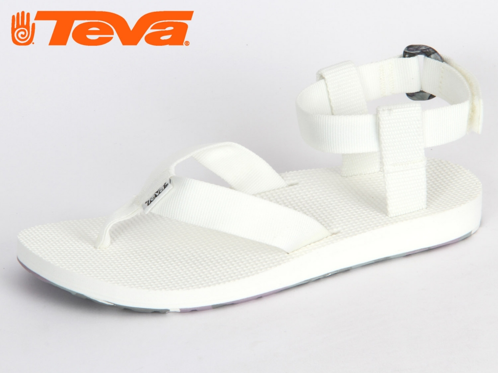 Teva Original Sandal W´s Marbled 8997-688 white