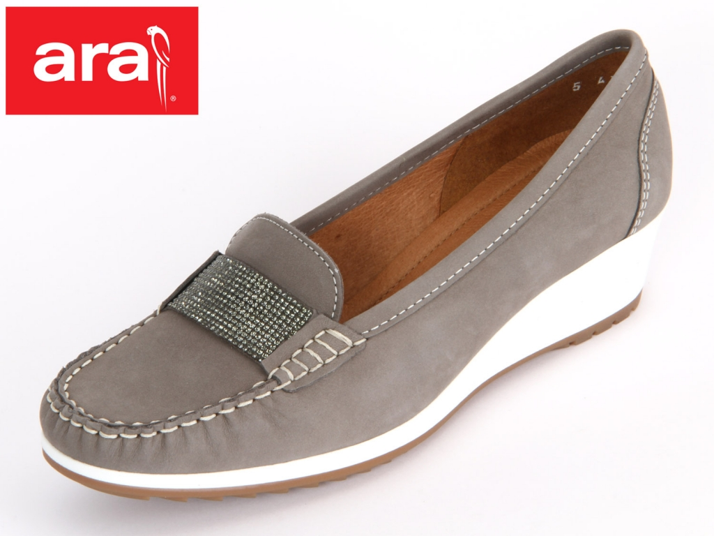 ARA New Ha 12-30928-06 grigio Nubuk Heaven