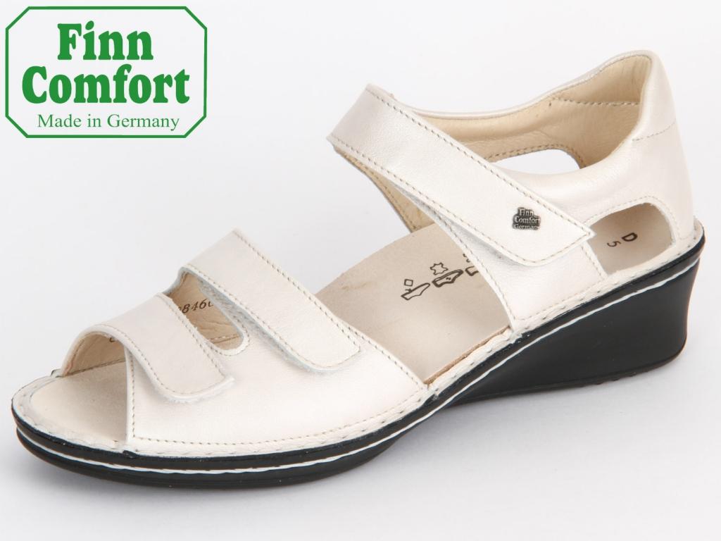 Finn Comfort Fes 02655-275095 silber Luxory