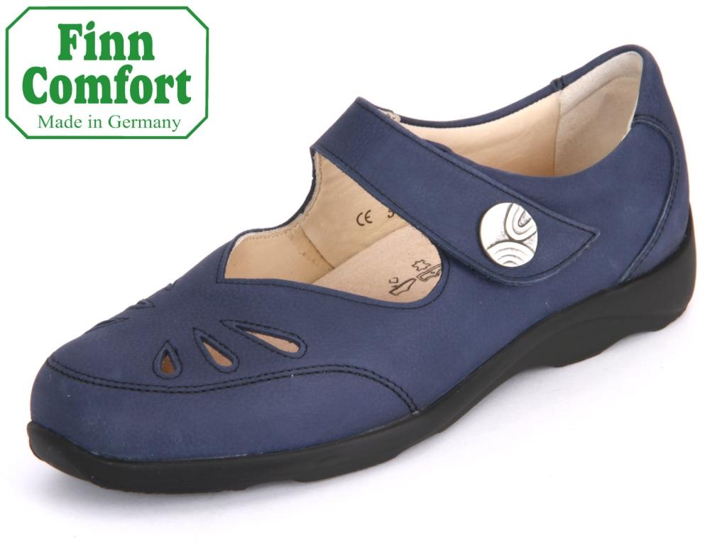 Finn Comfort Brac-S 82362-390087 lake Nubukvienna