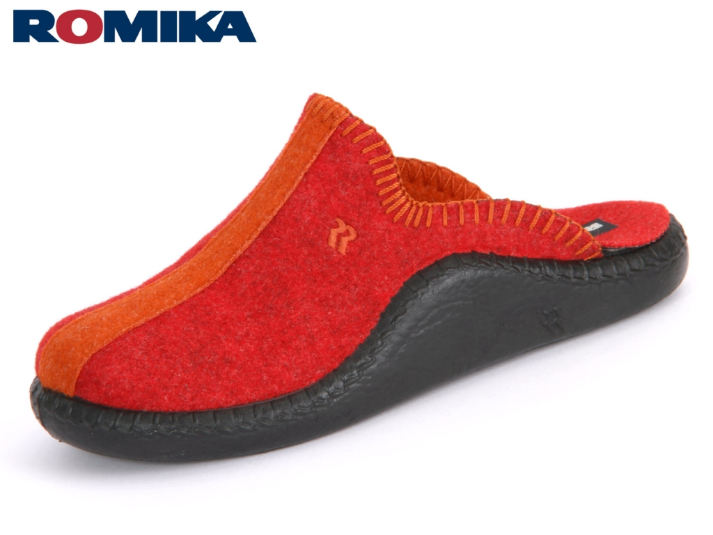 Romika Mokasso 62 61042-54478 rot orange