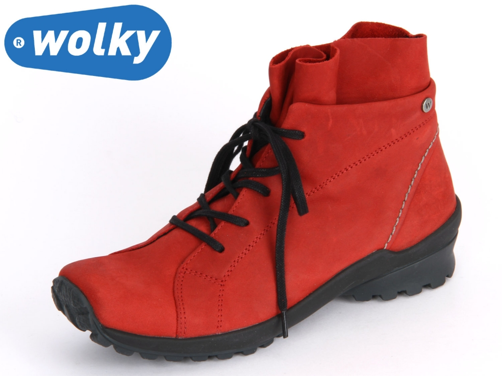Wolky Denali 1730550 dark red Nepal Oil