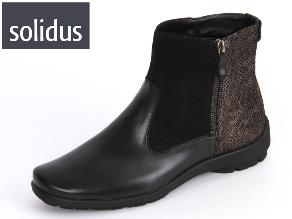 Solidus Hera 105 34105-00349 schwarz Vitello