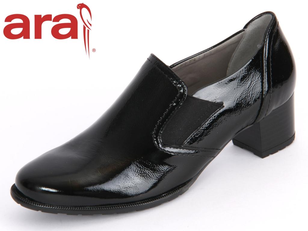 ARA Floren 12-46924-05  schwarz Vernice