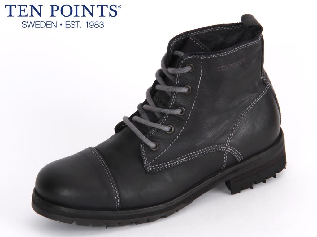 Ten Points 360001-101 black Leather
